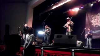 Josh Abbott Band- Hell's Gate on Fire