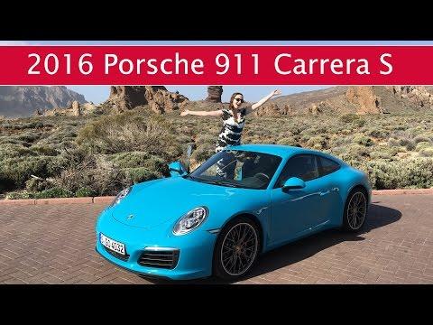 Fahrbericht: 2016 Porsche 911 Carrera S (991.2) im Test