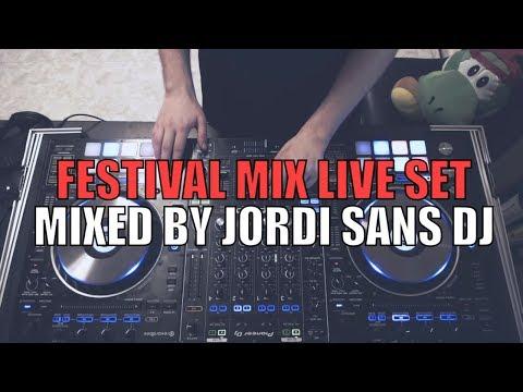 Live Set By Jordi Sans