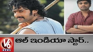 Prabhas And Sujeeth Film To Be A Multilingual