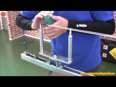 Video Curso Fabricación Cuerdas Arco 2012_11_18