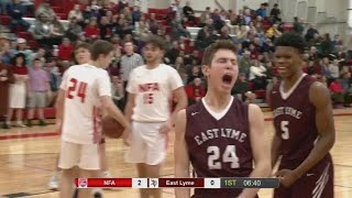 Highlights: East Lyme 48, NFA 38