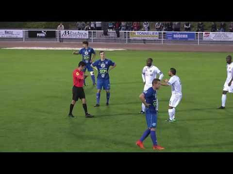 Les moments forts de USSU - FC Mulhouse (0-0)