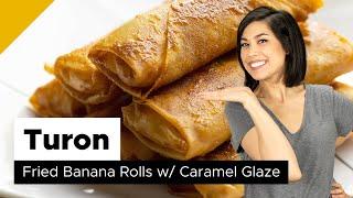 Turon Recipe (Filipino Dessert)