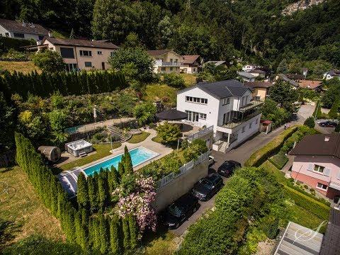 Terrassen Villa mit Pool und privacy