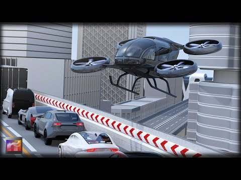 GET READY FOR TAKE OFF! Flying Cars Are Coming! Companies Notify Congress