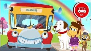 Колеса На Автобусе Детские Песни С Annie & Ben | Детская Детская Коллекция Для Детей