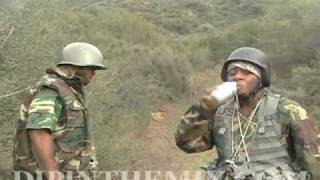Freekey Zeekey Response To Snitch Comment Live From Northern Afghanistan