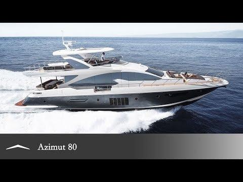 Azimut 80 video