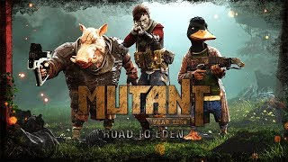 MUTANT YEAR ZERO: Road to Eden All Cutscenes (Game Movie) PC Max Settings 60FPS