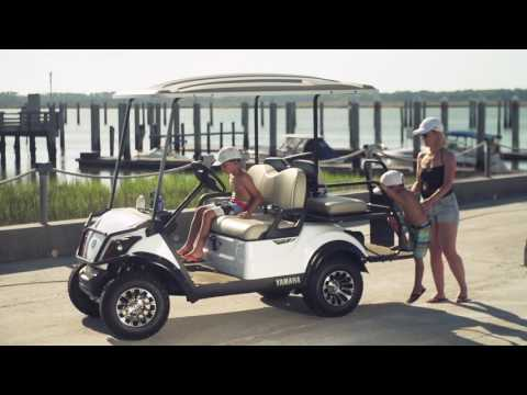 2021 Yamaha Adventurer Sport 2+2 QuieTech EFI in Fernandina Beach, Florida - Video 1