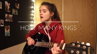 How many kings-Downhere // (Maria Bindiu acoustic cover)