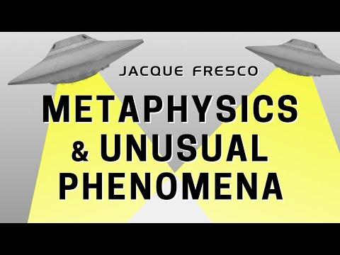 Jacque Fresco - Metaphysics & Unusual Phenomena (1975)