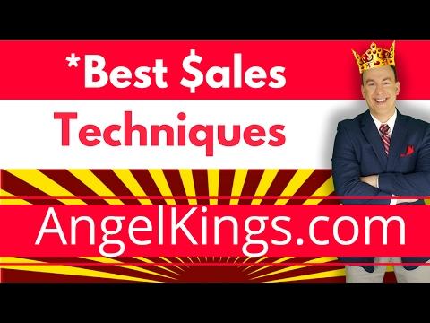 Best Sales Training Techniques - #1 Top Sales Tips & Motivation ...