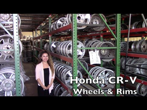 Factory Original Honda CR-V Wheels & Honda CR-V Rims – OriginalWheels.com