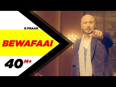 Bewafaai   Full Song   B-Praak   Gauahar Khan   Jaani   Arvindr Khaira  Anuj Sachdeva  Speed Records