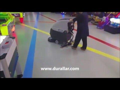 Pvc Temizlik Makinası, Pvc Zemin Temizleme Makinası Ankara