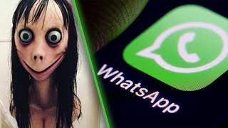 Mom Fears for Son After New 'Momo Challenge' Warnings