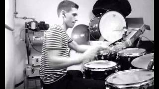 Heart Skips A Beat   Olly Murs (Drum Cover By Hü)