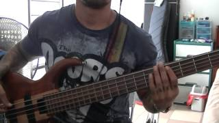 Notorious - Duran Duran ( Bass Guitar Cover )