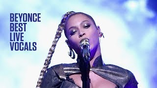 Beyonce's Best Live Vocals