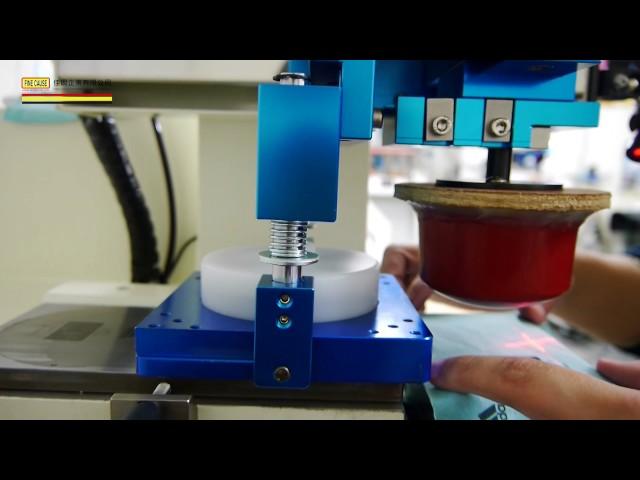 FC-161BNC 單色墨杯式移印機 印刷影片