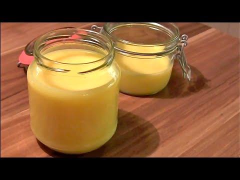 Ghee selber machen-Butterschmalz herstellen-geklärte Butter-Clarified Butter-Ayurveda Küche