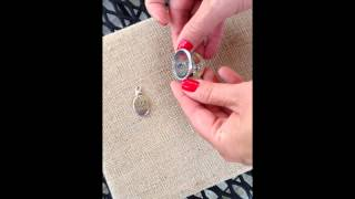 Origami Owl Living Lockets: How To Create Your Living Locket With Kim Parsons