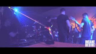 Video Insane Desire - Insane Desire - Live Plan B 31.10.2014