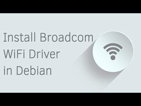 Download How To Install Broadcom Wifi Driver In Debian