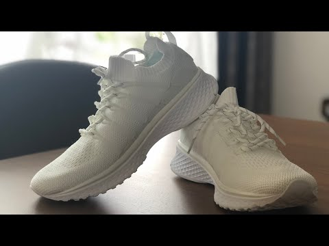 Xiaomi Mijia Sneakers 2 White Unboxing