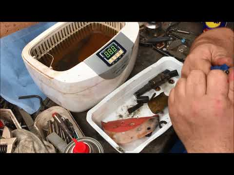 [MrBricol] Tuto: Nettoyer des injecteurs (2.0 HDI BOSCH)