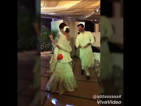 Actress Sonam Kapoor Marriage Video Anil Kapoor N Shilpa Shetty Dance