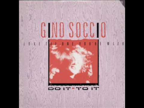 Gino Soccio-Love the one you're with