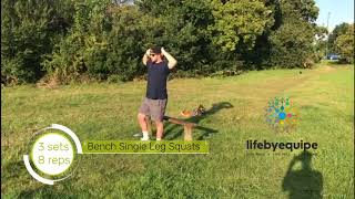 Park Workouts - Outdoor Training Series