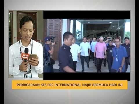 Perbicaraan kes SRC International Najib bermula hari ini