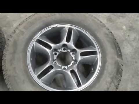 Lexus wheel paint repair Rust-Oleum wheel paint