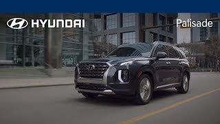 YouTube Video JW20sq4FYx8 for Product Hyundai Palisade Crossover (OL) by Company Hyundai Motor Company in Industry Cars