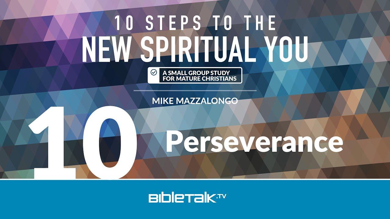 10. Perseverance