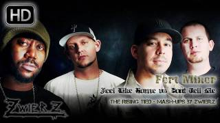 Fort Minor - Feel Like Home vs. Don't Tell Me (by zwieR.Z.)