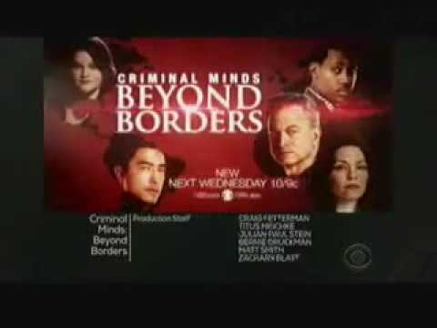 Criminal Minds: Beyond Borders 2.09 (Preview)