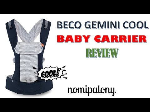 Beco Gemini Cool Baby Carrier Review