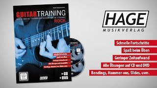 Guitar Training Rock Videos 1