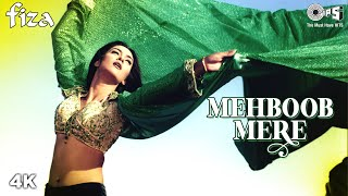 Mehboob Mere Song Video - Fiza | Sushmita Sen | Sunidhi