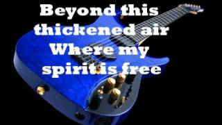 Six String Rocketeer with lyrics