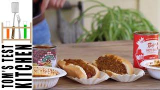 Toledo Hot Dog Sauce Review | Tony Packos Vs. Rudys