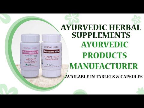 Ayurvedic Herbal Supplement - For All Health Issue