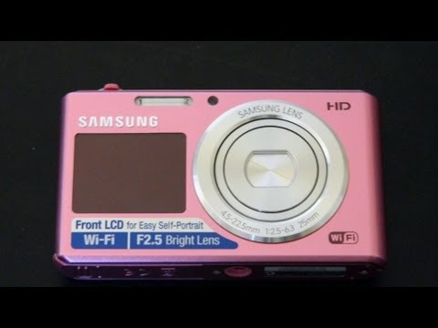 Samsung DV150F Unboxing & Hands On