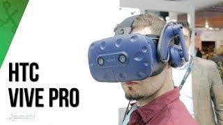 HTC Vive Pro: mejorando la EXPERIENCIA de REALIDAD VIRTUAL. Las hemos probado