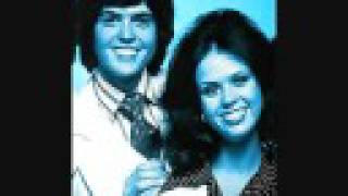 Donny & Marie-I'm Leaving All Up To You